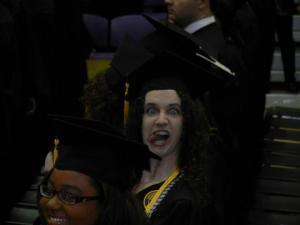 Graduation Round 2: GRADUATE HARDER